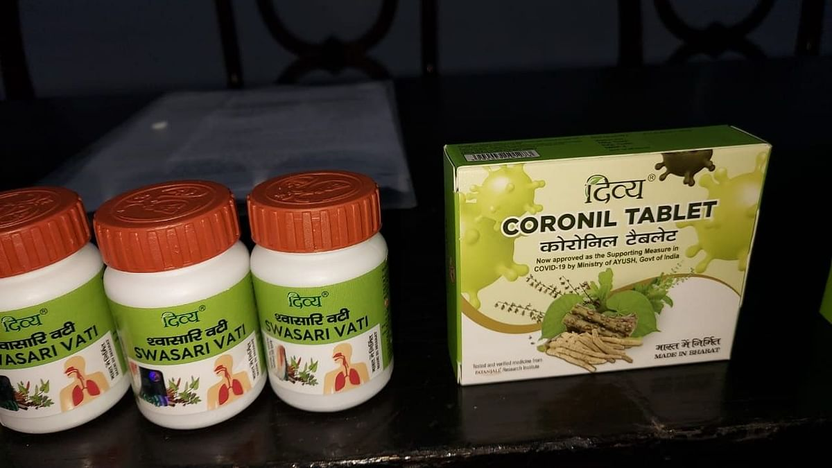 Patanjali Ayurved claims the medicine is the first evidence-based medicine for COVID-19, and that it is CoPP-WHO GMP certified.