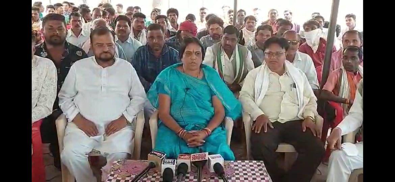 Madhya Pradesh: People who divide the society won't succeed here, says MLA Kalawati Bhuria