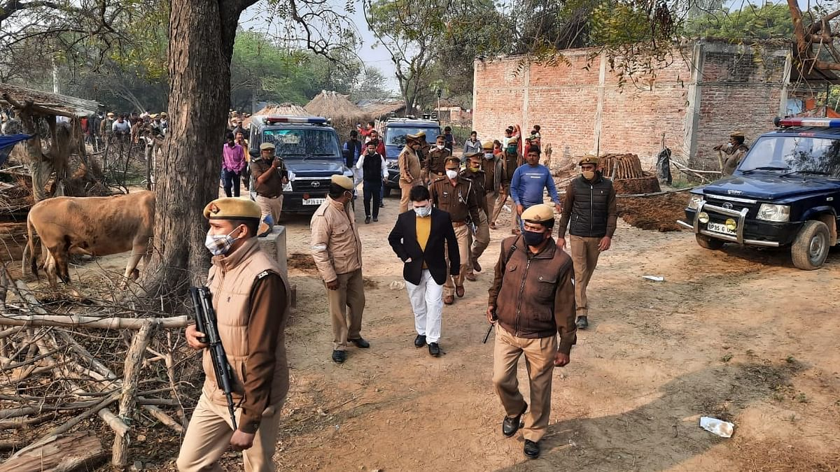Unnao deaths: Cremation of two girls to be held today amid heavy security