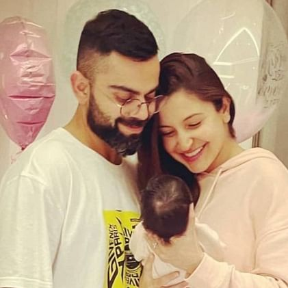 FIRST GLIMPSE: Anushka Sharma, Virat Kohli name baby girl 'Vamika' - what does it mean?