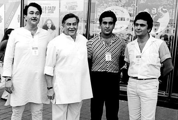 'Broken but strong': Kareena Kapoor pays tribute to uncle Rajiv Kapoor