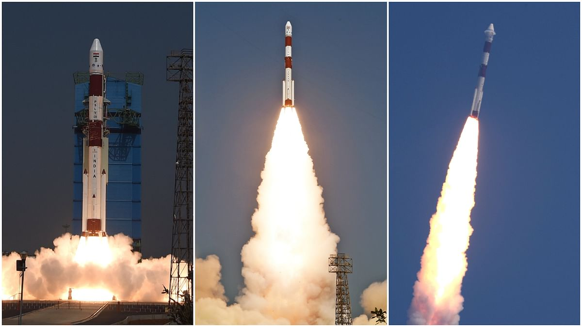 ISRO's PSLV-C51 rocket takes copy of e-Gita and PM Modi's photo to space