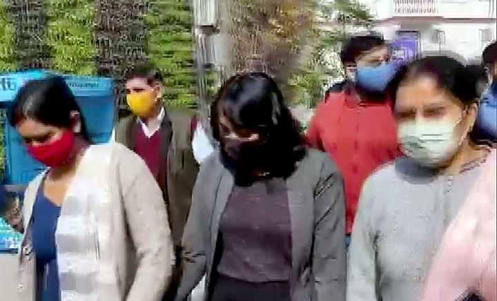 'Call for economic warfare against India': Delhi Police FIR on Greta 'toolkit' that led to Disha Ravis's arrest