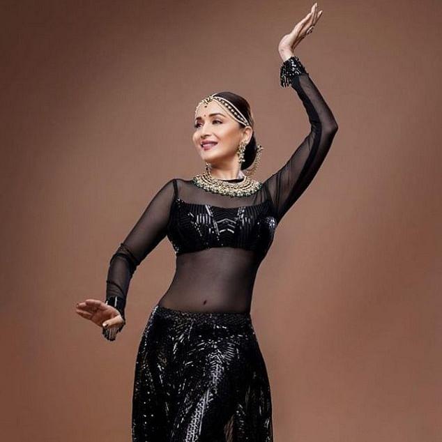 'Dhak dhak girl' Madhuri Dixit Nene talks about her love for dance