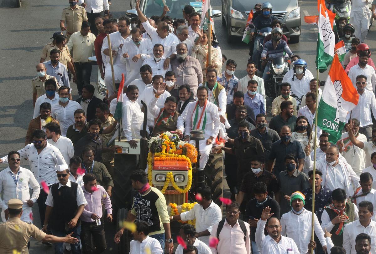 Mumbai: Nana Patole takes over as state Congress chief