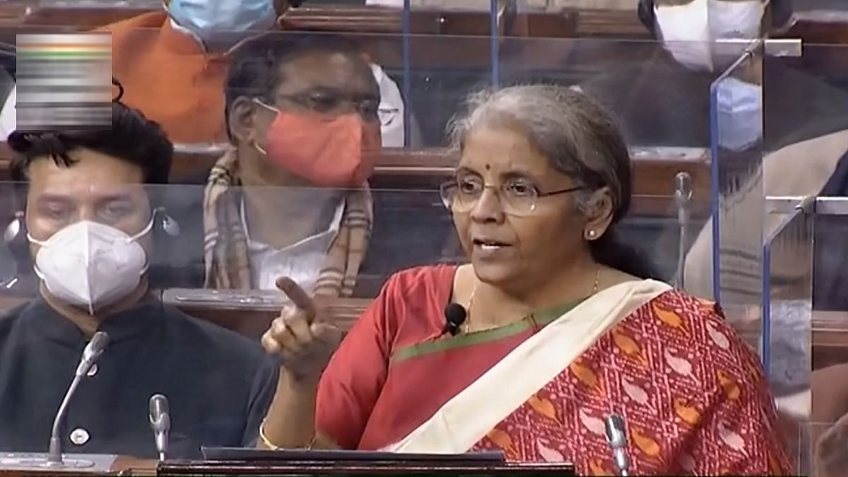 Budget 2021: Ship Recycling capacity to double by 2024, generate 1.5 lakh jobs, says FM Nirmala Sitharaman