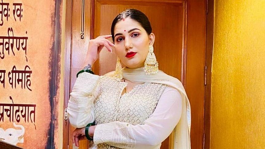 FIR filed against 'Bigg Boss 11' fame Sapna Choudhary for Rs 4 crore fraud