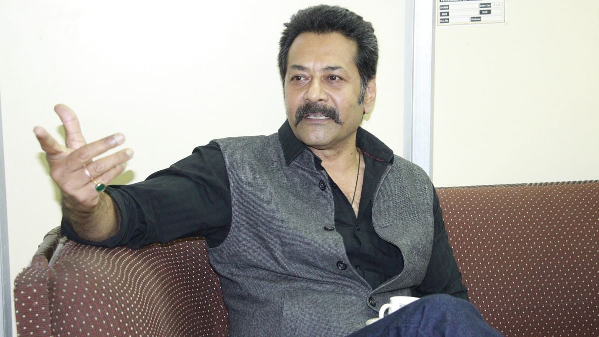 Indore: In tinsel town, you need to have patience and talent to shine, says ace actor Deepraj Rana