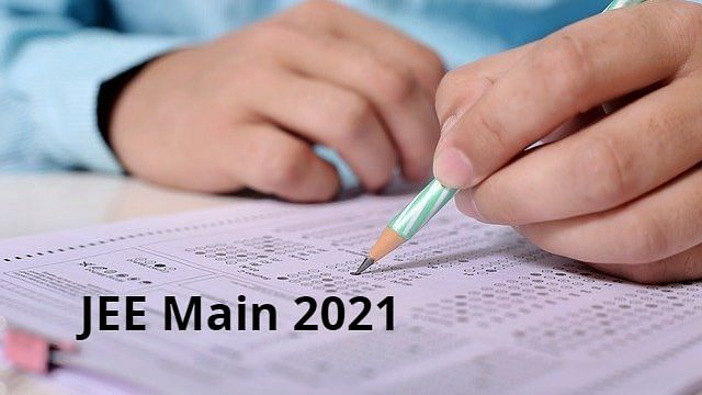 JEE Main 2021: The first session is from 23 to 26 February.