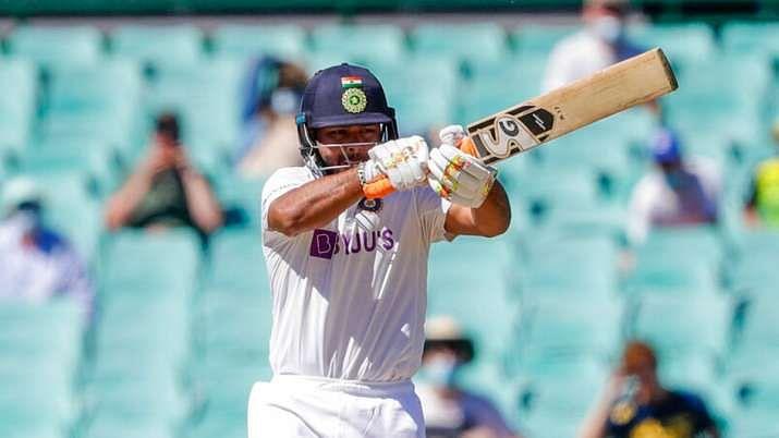 Indian wicketkeeper-batsman Rishabh Pant