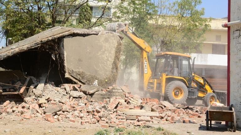 Ujjain: Encroachments of goons razed