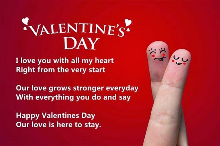 Valentine's Day 2021: Wishes, greetings, images, quotes to share WhatsApp, Facebook, Instagram