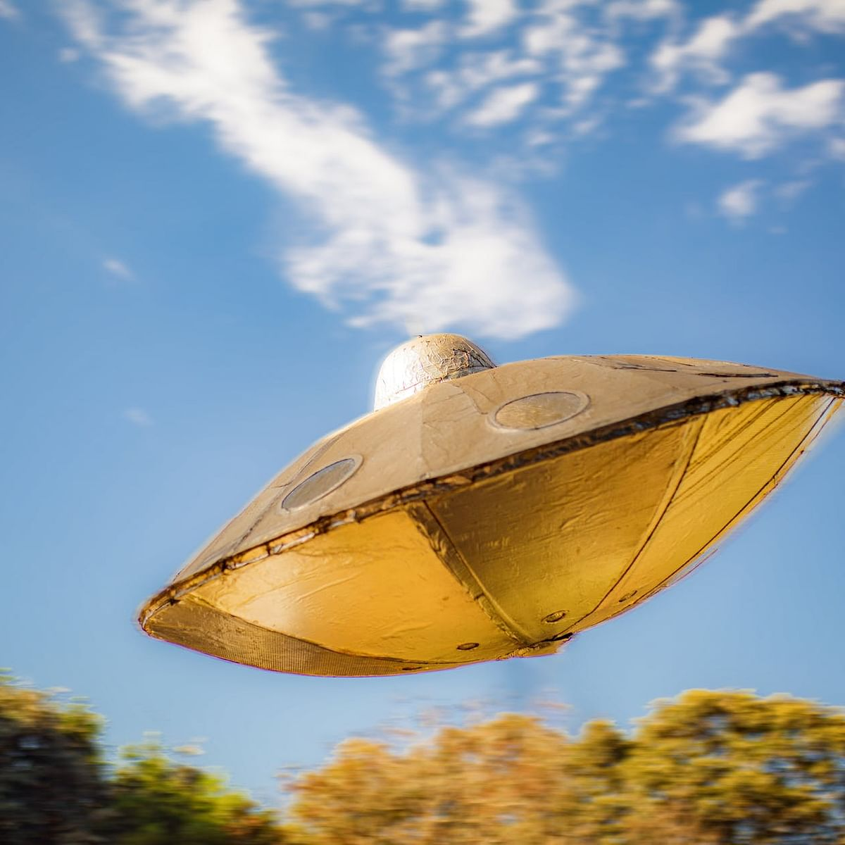 Did a US pilot really spot UFO during flight? FBI made aware of possible sighting