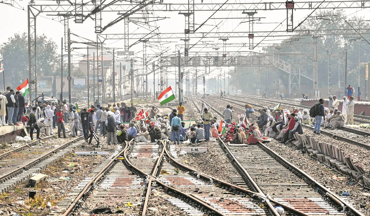 Negligible impact of 'rail roko' call on train services: Railways