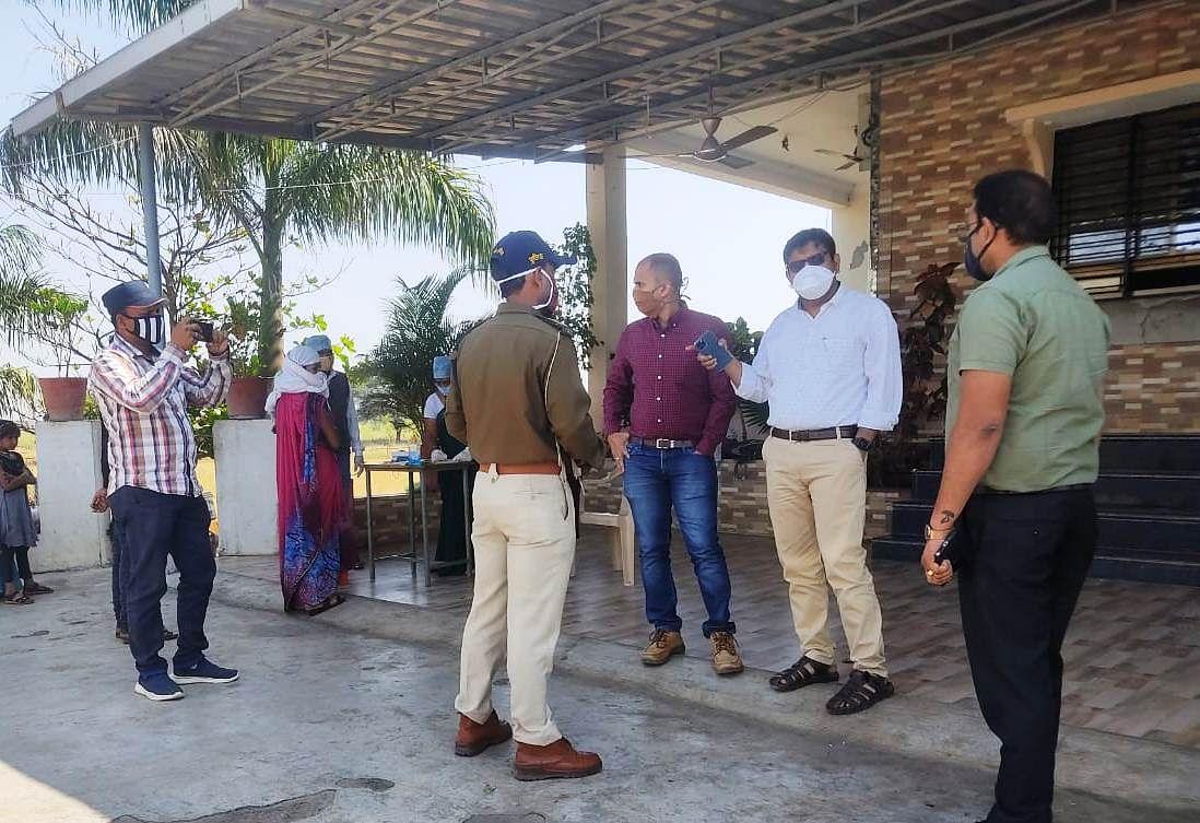 Madhya Pradesh: Burhanpur admin launches Corona Control Drive Part II