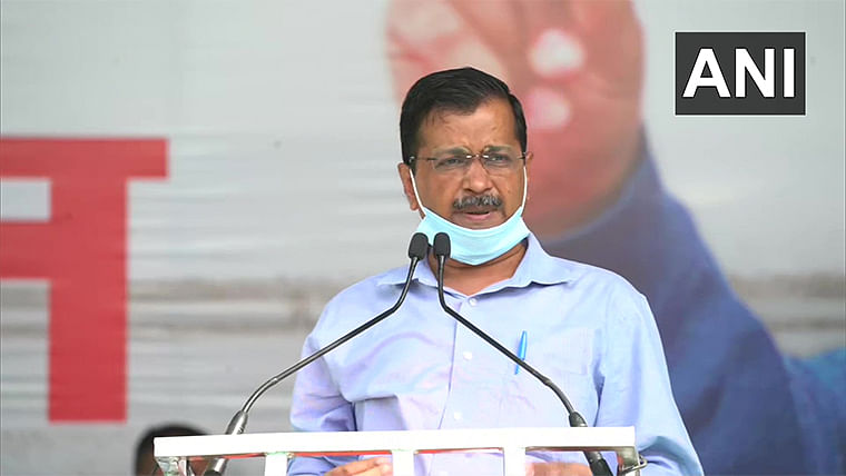 'Red Fort violence was planned by BJP': Kejriwal attacks Centre at Kisan Mahapanchayat in Meerut