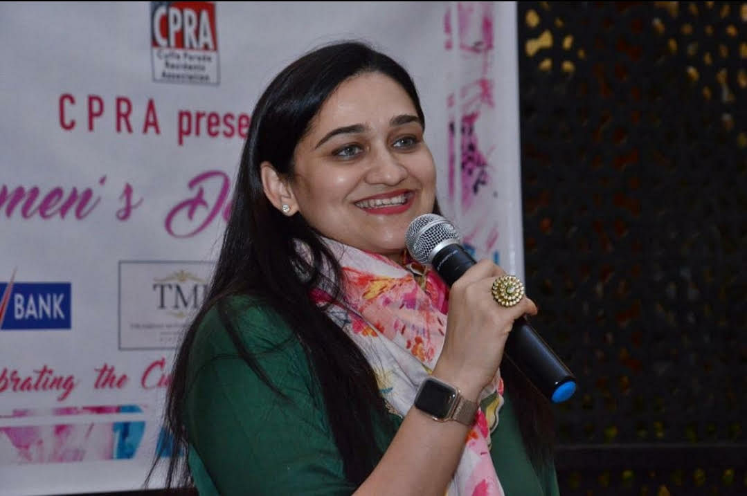 Aditi Jain is the president of Cuffe Parade Residents Association