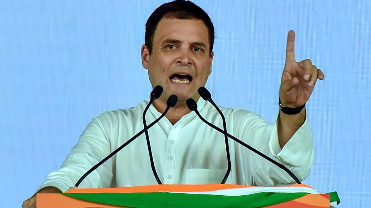 Tamil Nadu: Centre turned farming, education, healthcare into financial commodities, says Rahul Gandhi
