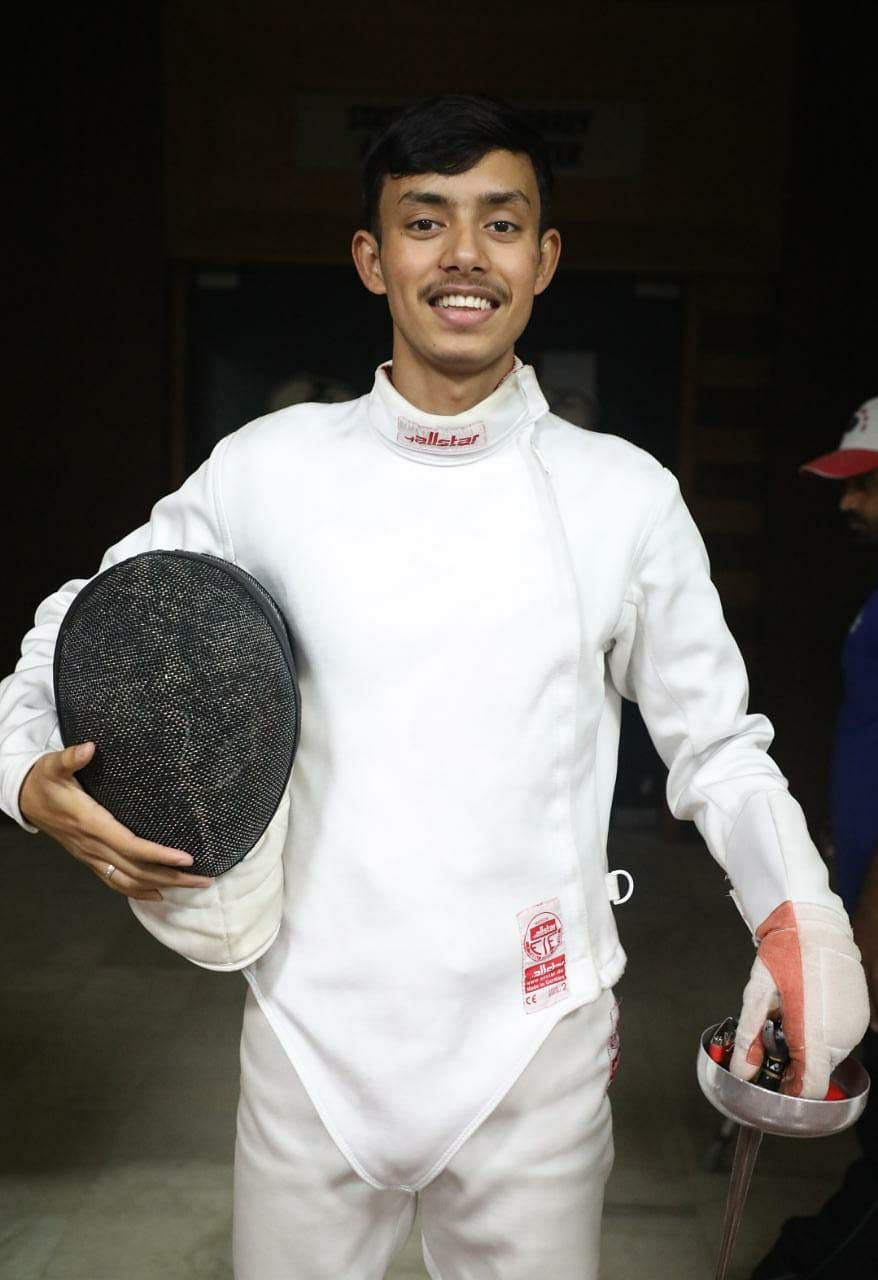 Another Madhya Pradesh fencer makes it to national team
