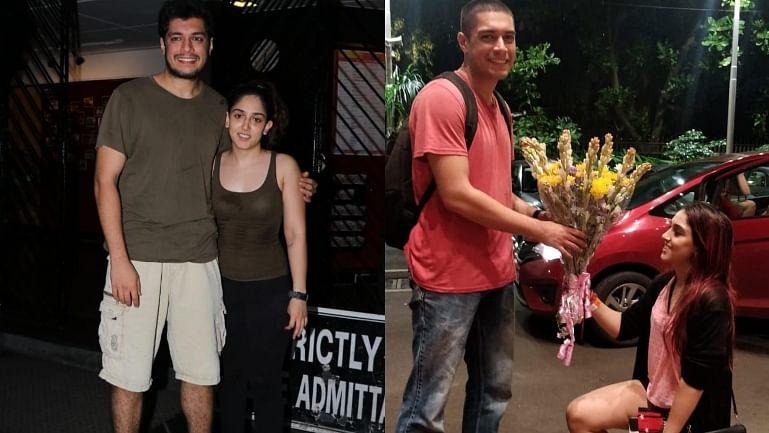 In Pics: Aamir Khan's niece Zayn Marie ties the knot ...