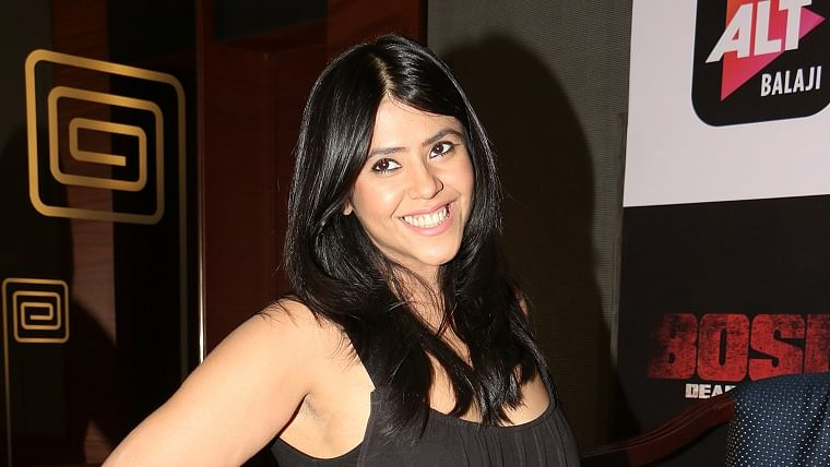 'Jo mere liye laddu le aye': Filmmaker Ekta Kapoor shares her definition of love
