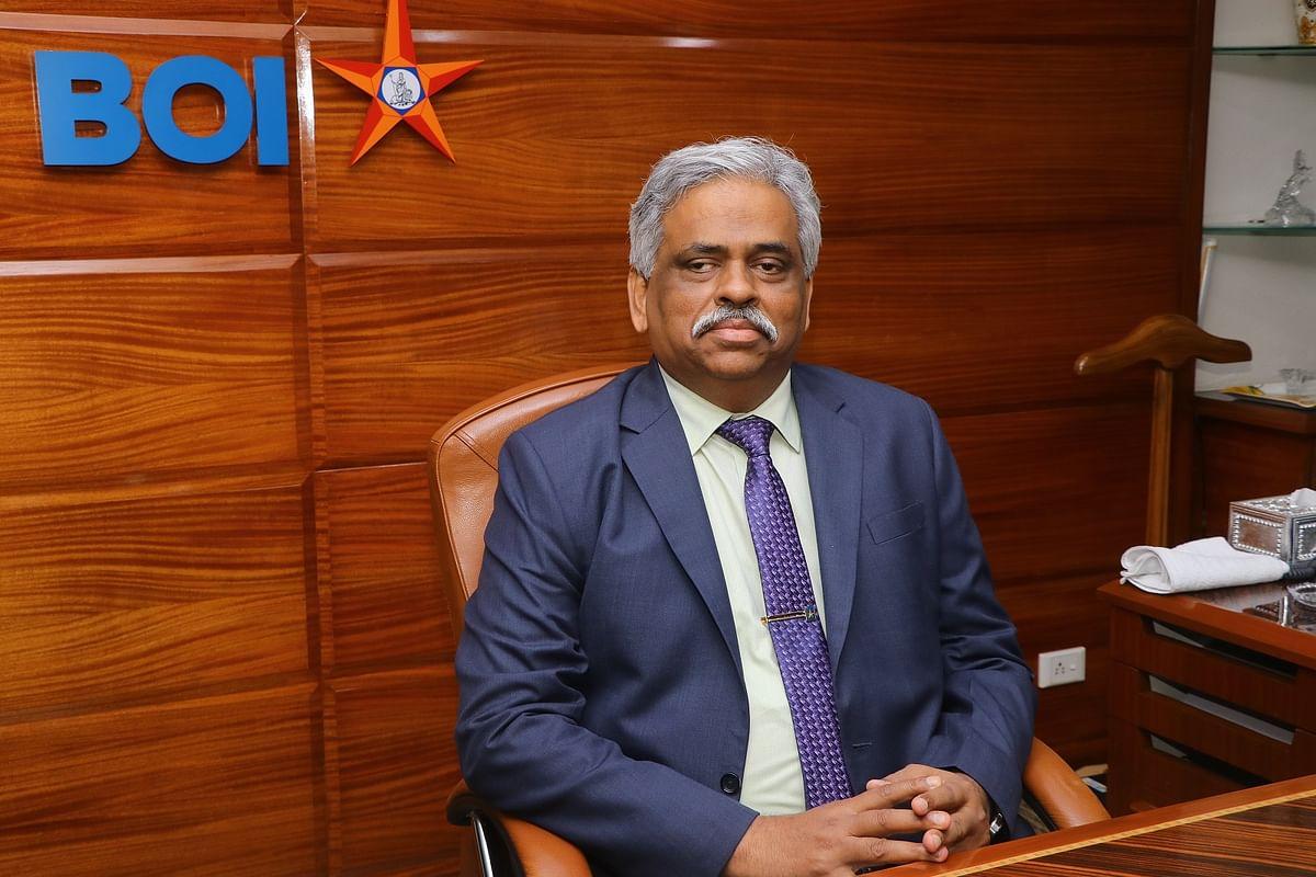 AK Das - Managing Director & CEO, Bank of India