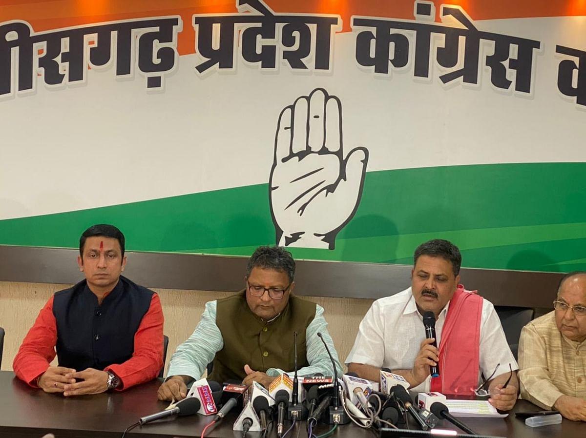 Centre presented anti-farmer budget: Chhattisgarh Congress