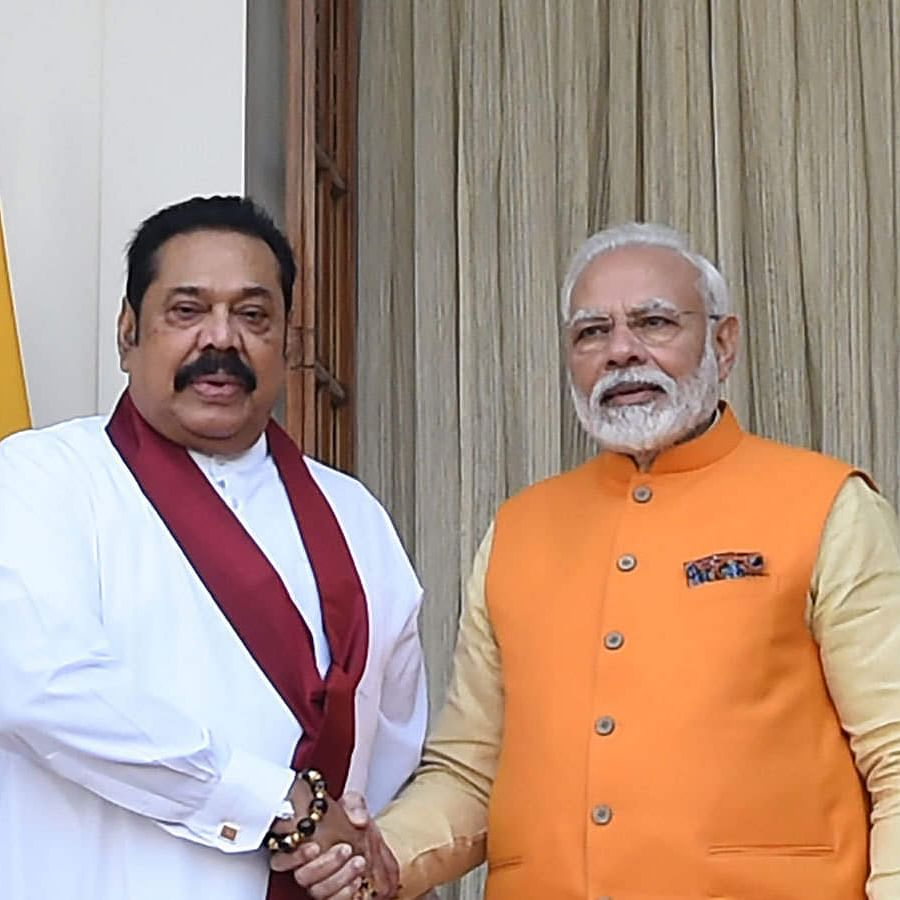 Modi greets PM Mahinda Rajapaksa on Sri Lanka's 73rd Independence Day
