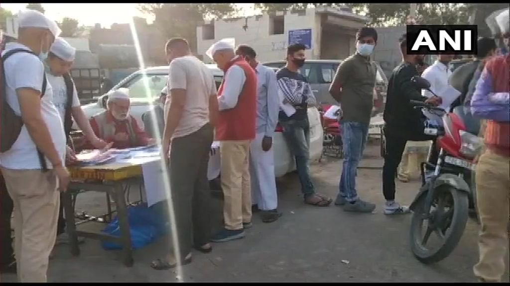 Delhi MCD bypolls: 20.38% voter turnout in first few hours