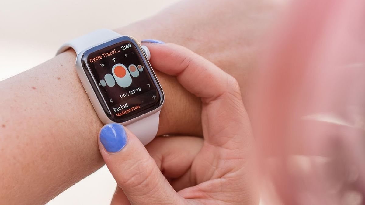 Along with time, Apple Watch can also tell you about Covid-19 symptoms