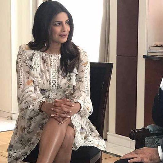 Politics or power? Priyanka Chopra on why she met PM Modi in 2017
