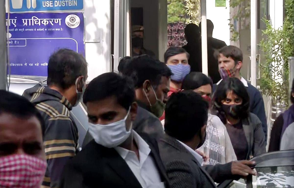 Toolkit case: Delhi's Patiala House Court sends Disha Ravi to three-day judicial custody