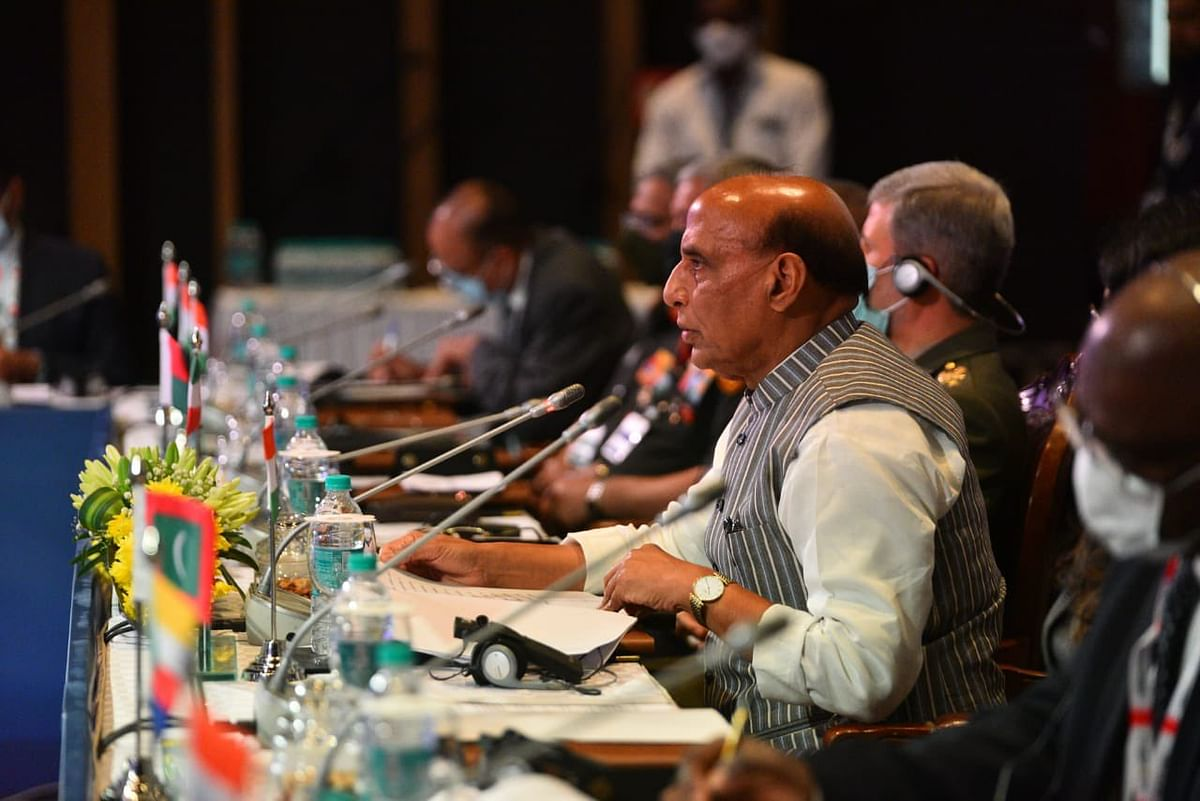 India ready to supply defence equipments to other Indian Ocean countries: Rajnath Singh at IOR Defence Ministers' Conclave