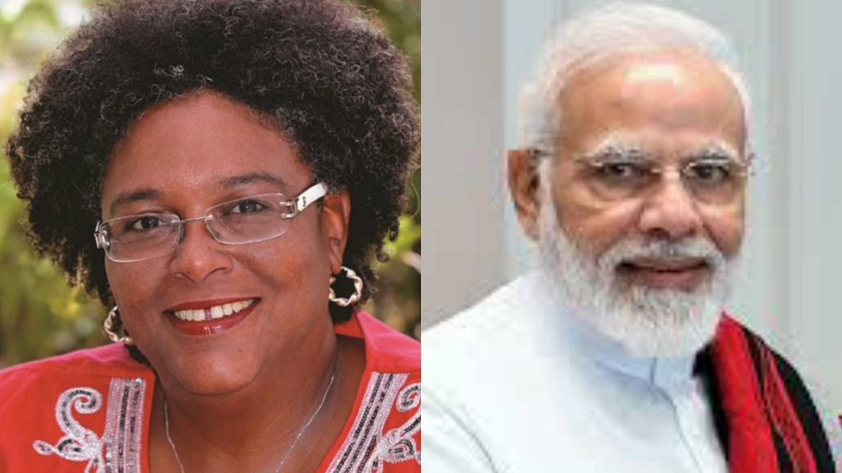 Barbados PM writes to PM Modi, thanks him for donation of COVID-19 vaccine