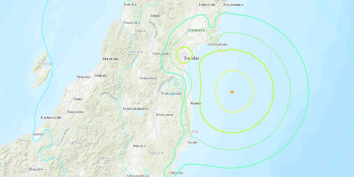 Image via earthquake.usgs.gov