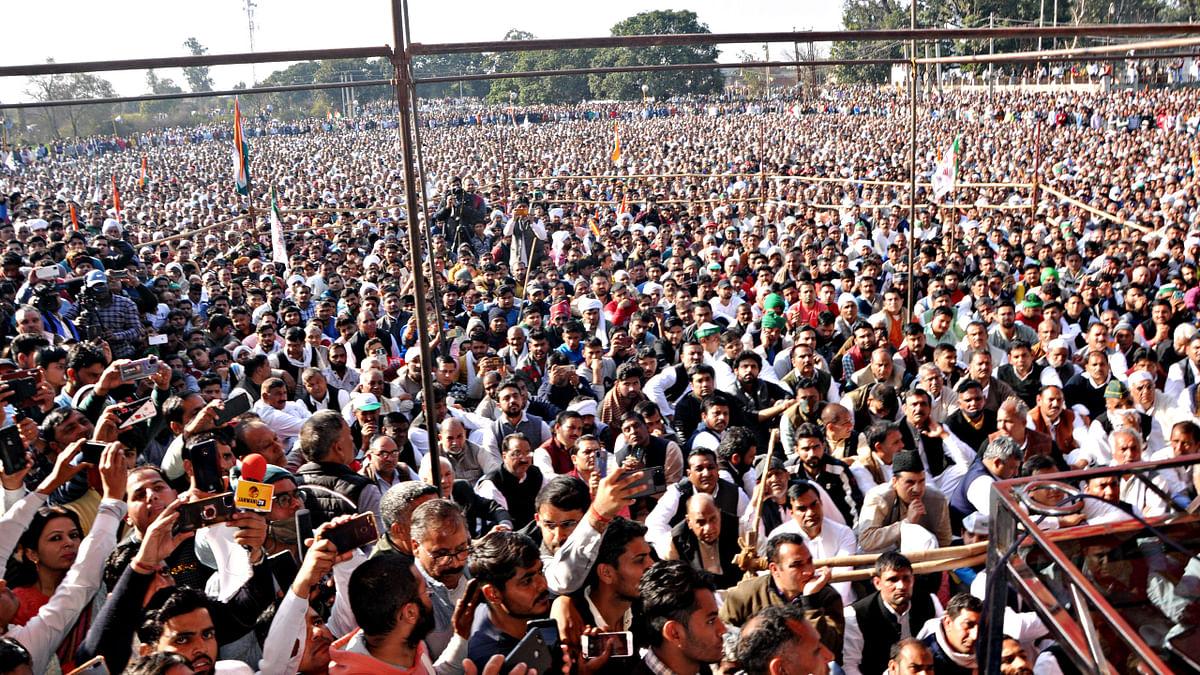 'Chakka Jam' today: BKU keeps Uttar Pradesh and Uttarakhand out