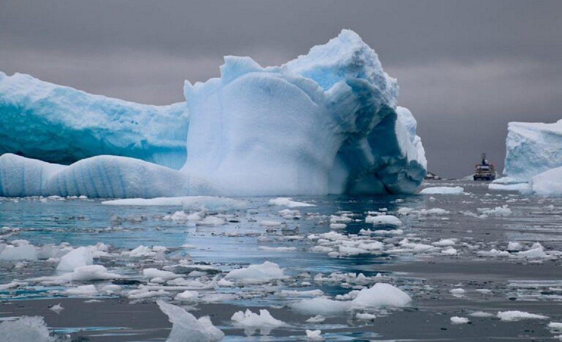 Antarctica's ice melt isn't consistent: Study