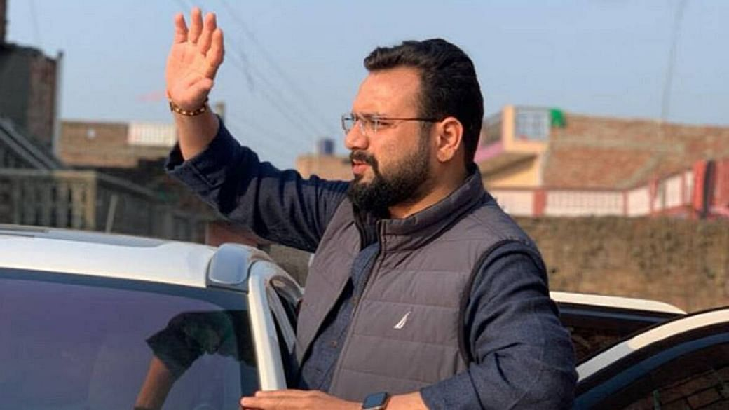 Lucknow Court declares MLA Aman Mani Tripathi as absconder, directs cops to attach his property