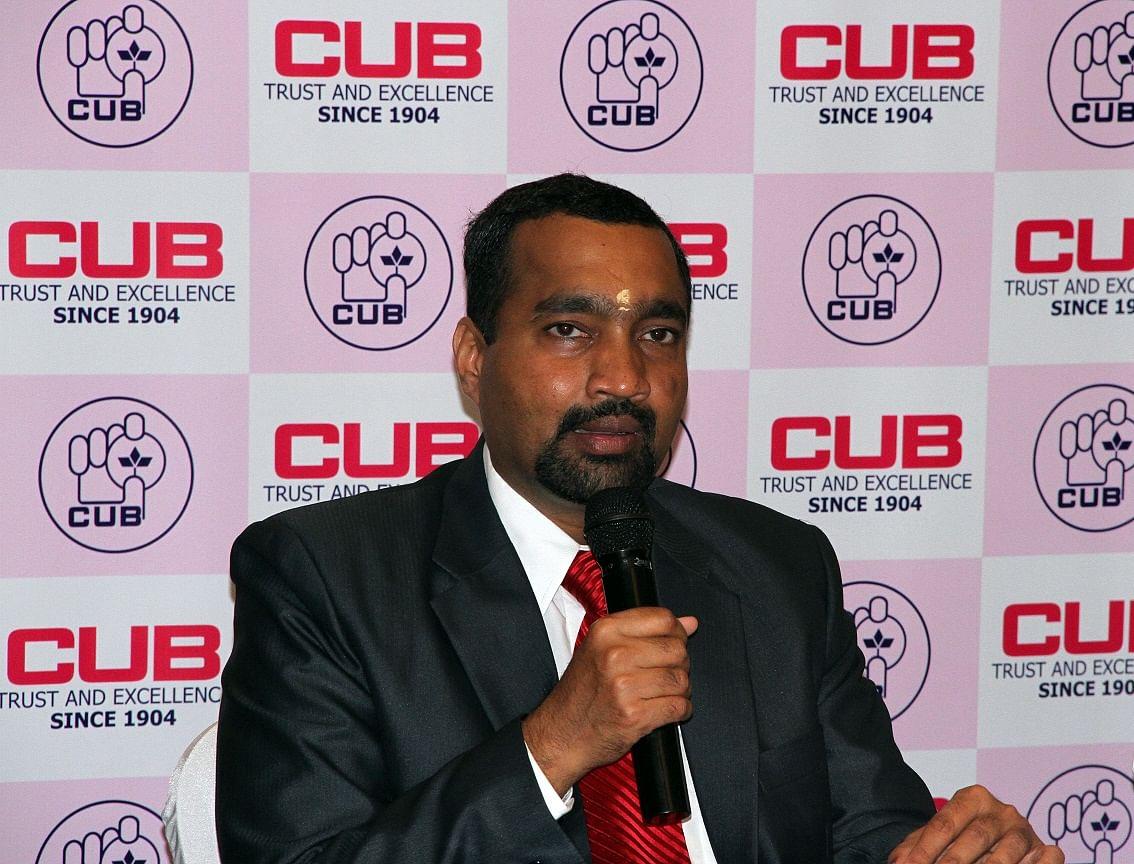 City Union Bank Q3 net profit at Rs 170cr