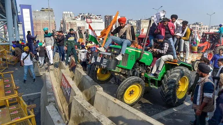SC to hear pleas related to Republic Day tractor rally violence tomorrow