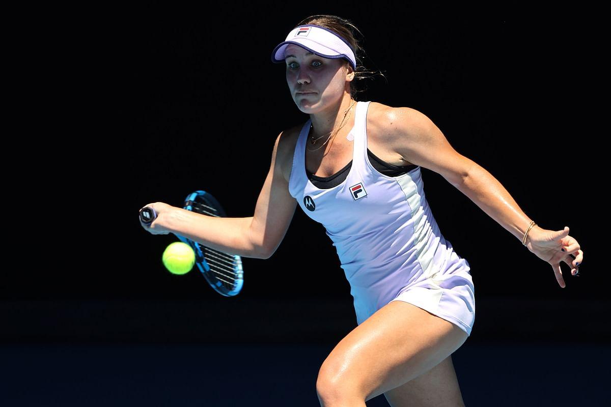 Australian Open: Defending champion Sofia Kenin survives scare