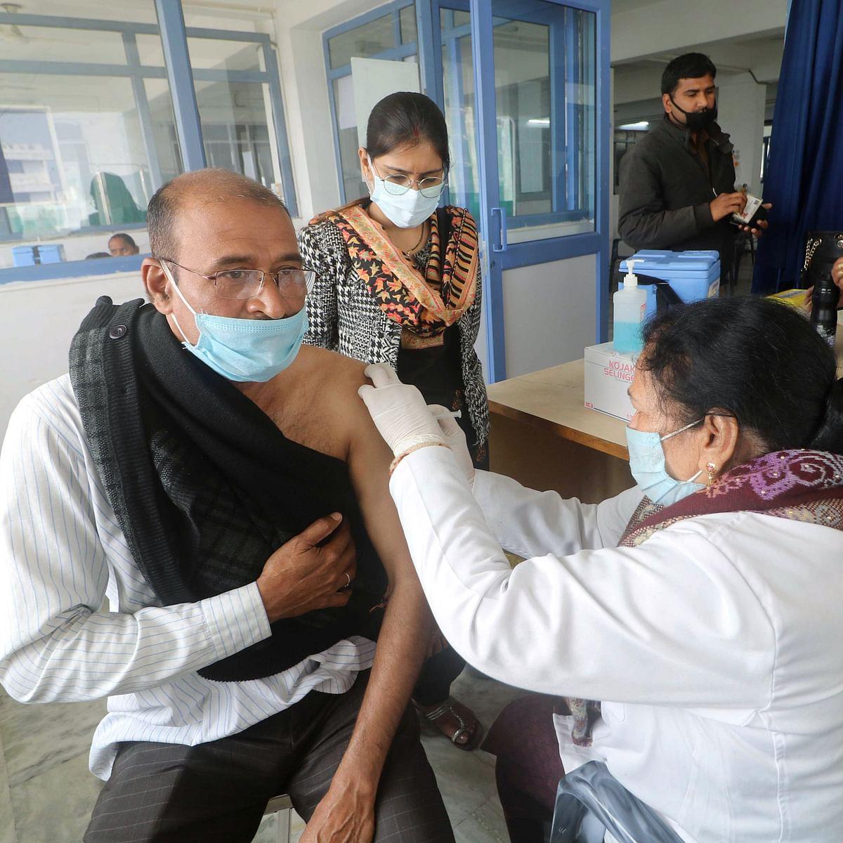 COVID-19 vaccination in India crosses 1-crore mark