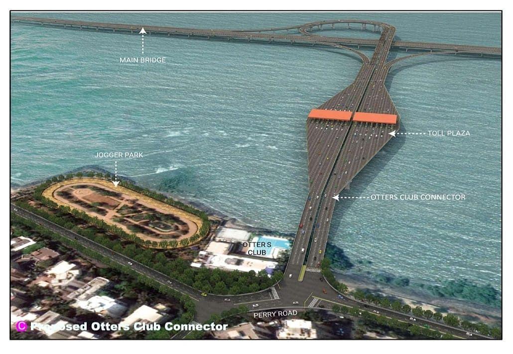 Bandra-Versova Sea Link: Carter Road residents seek public hearing for sealink