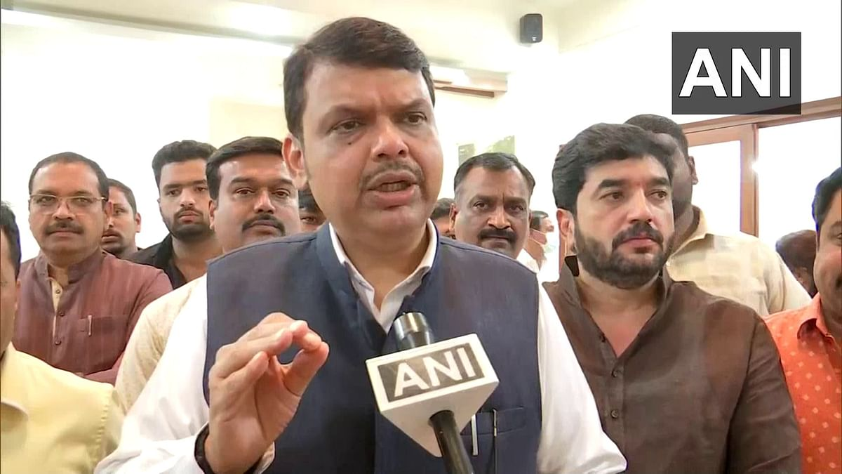 'Black day in Maharashtra's history': Fadnavis after Koshyari not allowed to travel in state plane to Dehradun