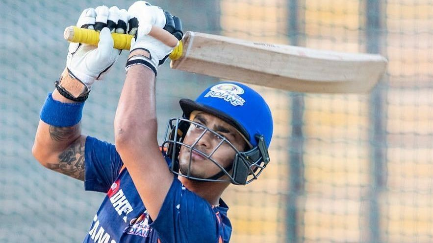 'See you soon in Indian colours': Fans shower praise on Ishan Kishan after he smashes 173 off 94 balls