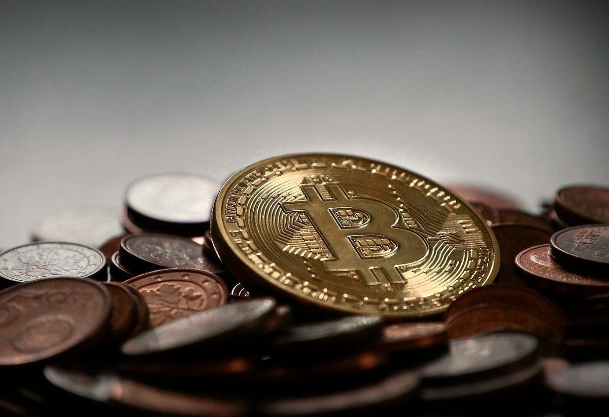 In less than a week's time, Bitcoin was down by Rs 8,00,000 to around Rs 41,24,000