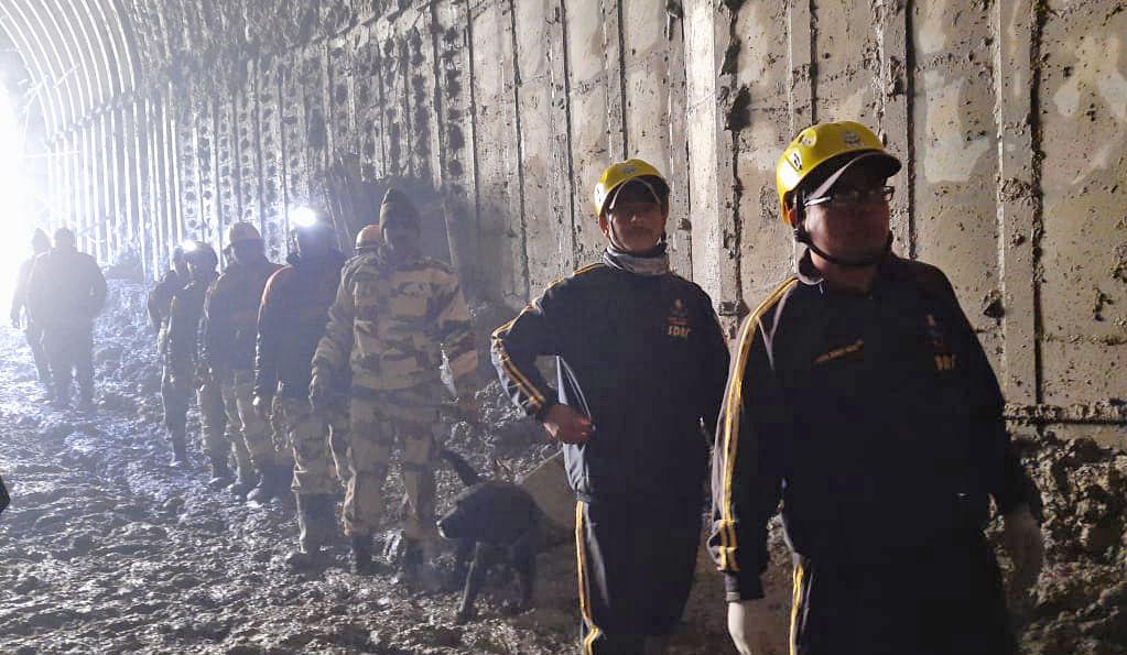Uttarakhand glacier burst: Over 70 labourers from UP missing after Chamoli tragedy