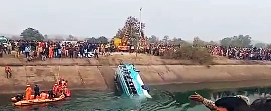Madhya Pradesh: Death toll rises to 50 in Sidhi bus accident
