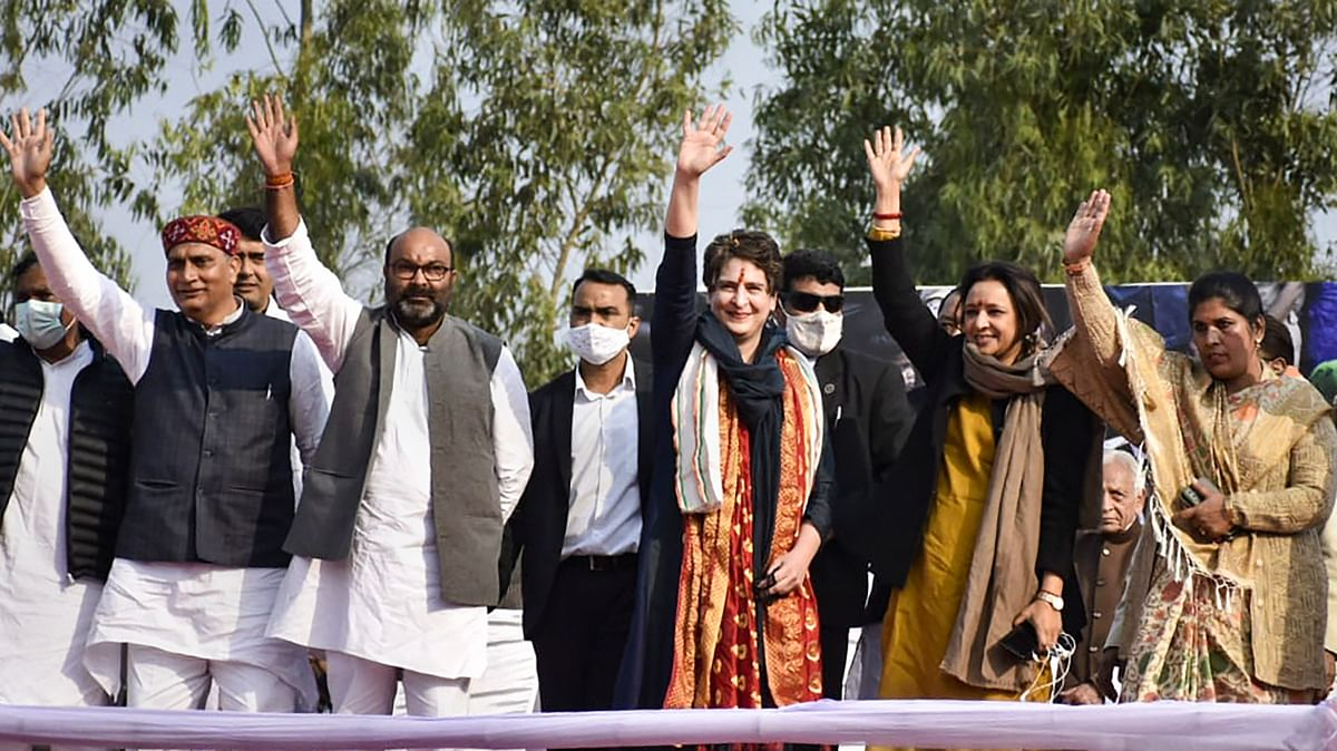Farmers' Protest: Priyanka Gandhi to hold Kisan Mahapanchayats in UP's Meerut and Bijnor on Feb 15