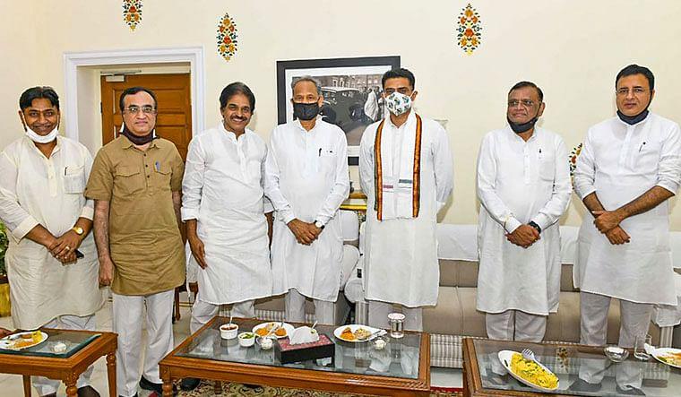 Rajasthan: Ajay Maken's initiative to call truce between Gehlot, Pilot factions